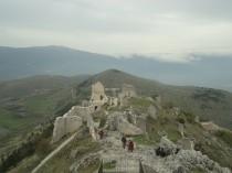 Rocca Calascio, panorama