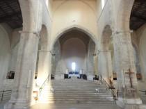 Abbazia di San Giovanni in Venere, interno