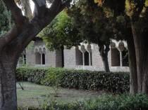 Abbazia di San Giovanni in Venere, chiostro