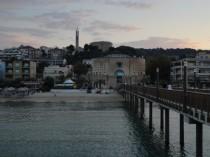 Francavilla al Mare, veduta dal pontile