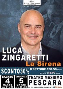 Zingaretti - La Sirena